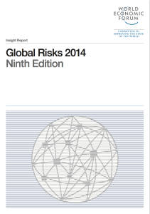 WEF Global Risks Report 2014