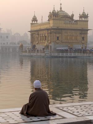 Morning Puja at Amritsar 1